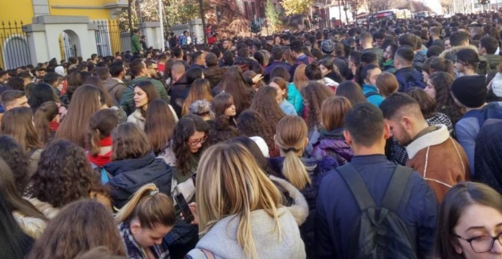 Students to protest again today, 3 demands for the ministry